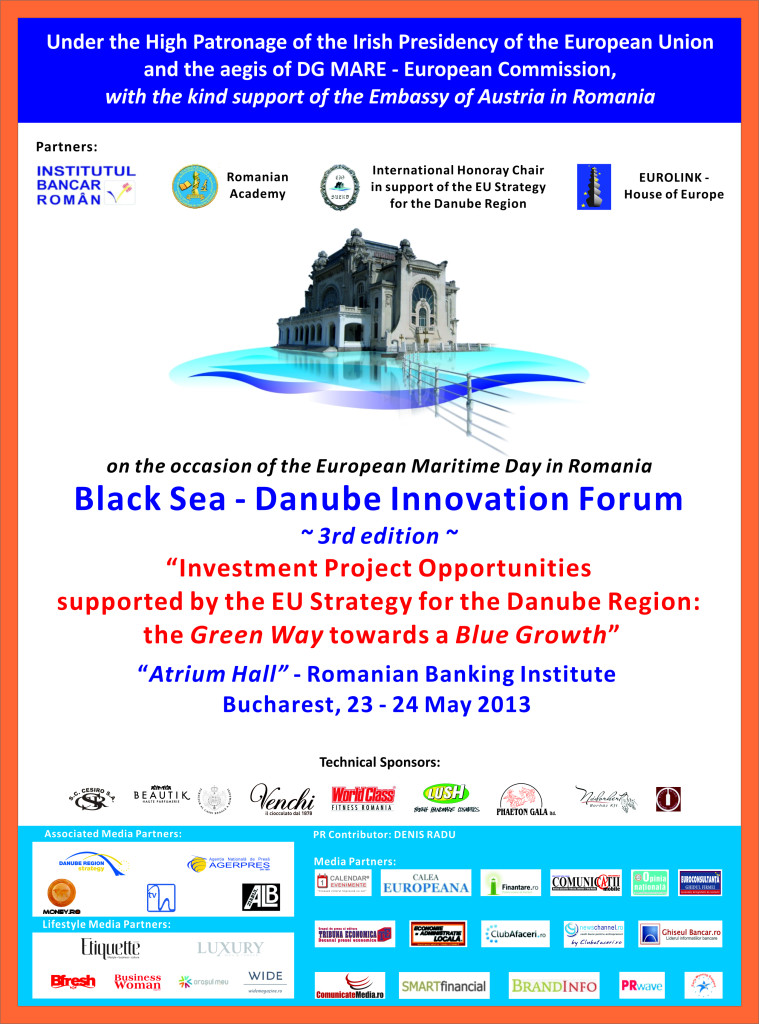 Black Sea - Danube Forum